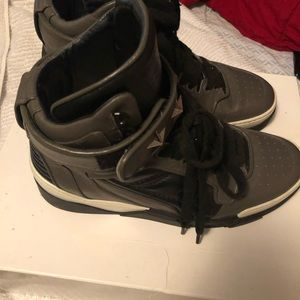 Givenchy Tyson leather high top size 42(9)